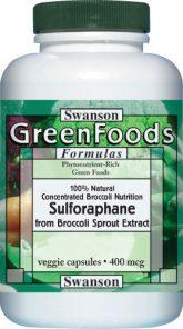 duże opakowanie sulforafanu w tabletkach