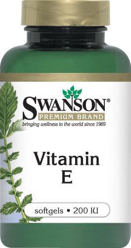 Jakie funkcje ma witamina E?
