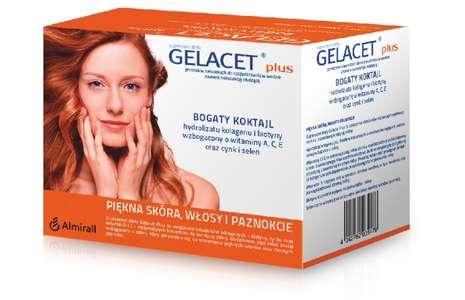 Zastosowanie produktu Gelacet Plus