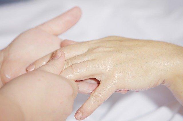 bóle nadgarstkowe
